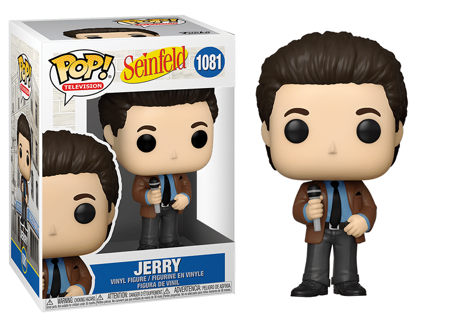 Funko Pop! Seinfeld: Jerry #1081