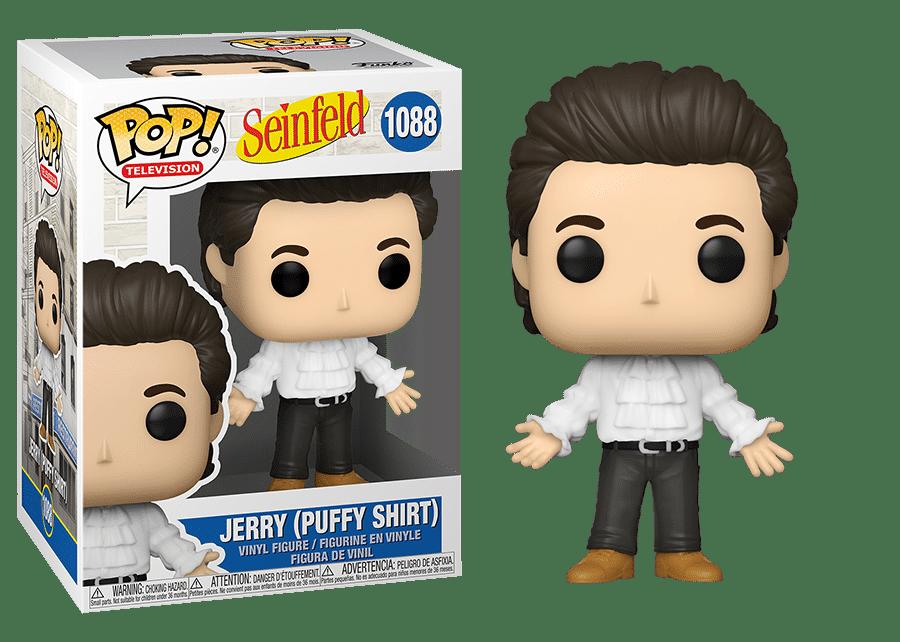 Funko Pop! Seinfeld: Jerry in Puffy Shirt #1088