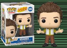 Funko Pop! Seinfeld: Kramer #1084