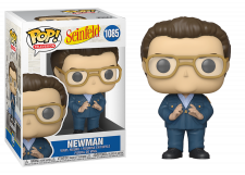 Funko Pop! Seinfeld: Newman #1085