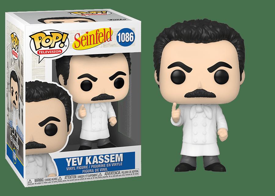 Funko Pop! Seinfeld: Yev Kassem #1086