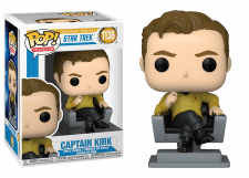 Funko Pop! Star Trek: Captain Kirk #1136