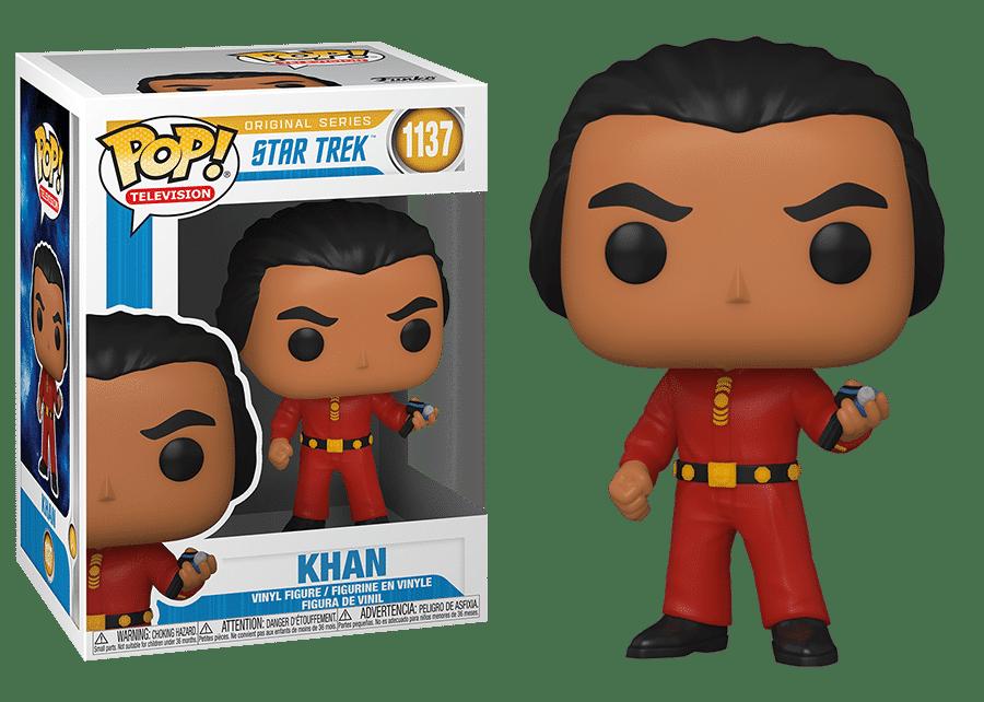 Funko Pop! Star Trek: Khan #1137