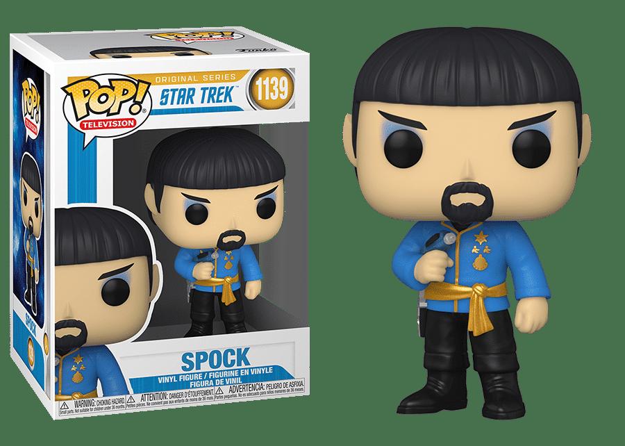 Funko Pop! Star Trek: Spock #1139