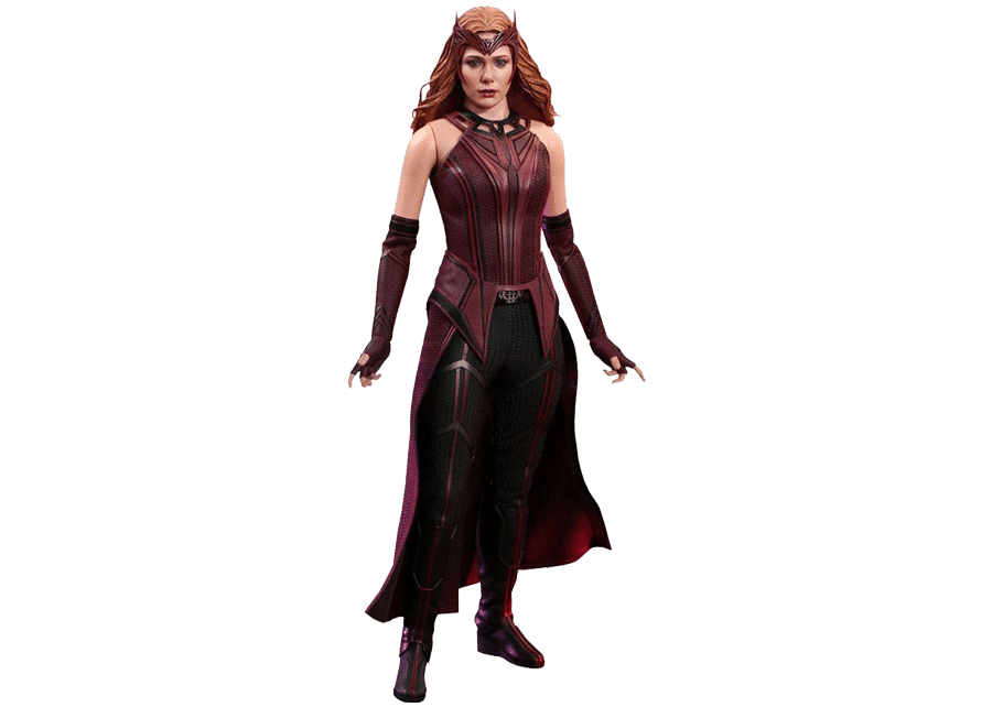 Hot Toys: WandaVision - The Scarlet Witch