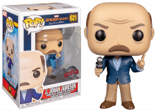 Funko Pop! Spider-Man: J. Jonah Jameson #621