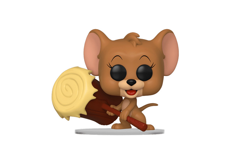 Funko Pop! Tom and Jerry 2021: Jerry