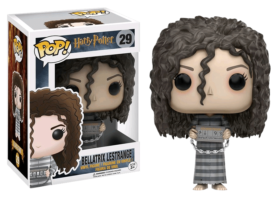 Funko Pop! Harry Potter: Bellatrix Azkaban #29