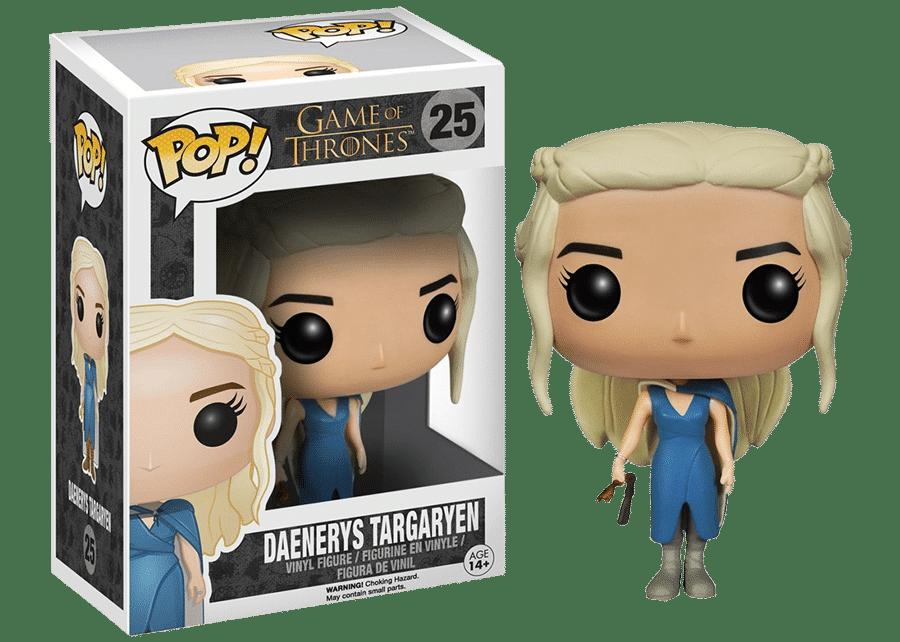Funko Pop! Game of Thrones: Daenerys Targaryen #25