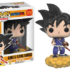 Funko Pop! Dragon Ball Z: Goku and Flying Nimbus #109
