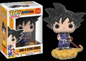 Funko Pop! Dragon Ball Z: Goku and Flying Nimbus #109
