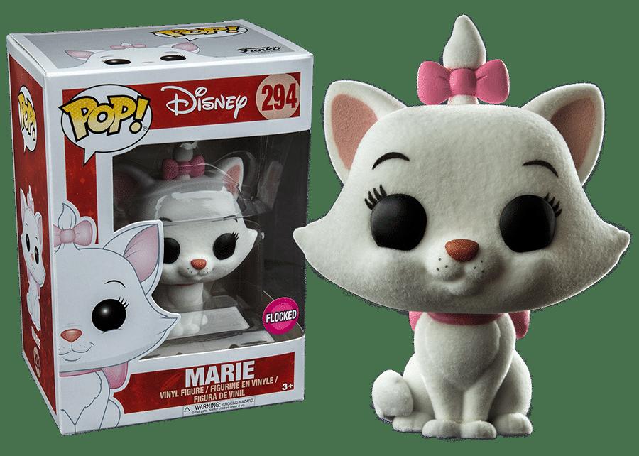 Funko Pop! The Aristocats: Marie (flocked) #294