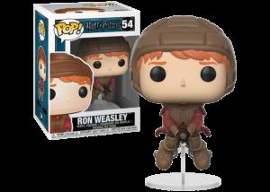 Funko Pop! Harry Potter: Ron Weasley on Broom #54