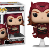 Funko Pop! WandaVision: Scarlet Witch #823