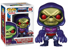 Funko Pop! MOTU: Terror Claws Skeletor #39 (metallic)