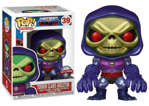 Funko Pop! MOTU: Terror Claws Skeletor #39 (metallic)