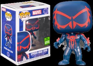 Funko Pop! Marvel: Spider-Man 2099 #761 (Spring Convention)