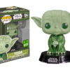 Funko Pop! Star Wars: Yoda #124 (Spring Convention)