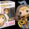 Funko Pop! Wonder Woman 84: with Lightning GitD #361 (Fall Convention)