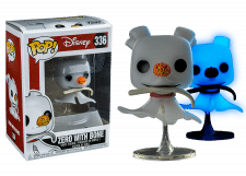 Funko Pop! Nightmare Before Christmas: Zero with Bone #336