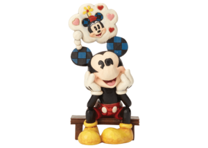 """Disney Traditions: Mickey Mouse """"Thinking of You"""""""