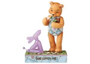 Button and Squeaky: She Loves Me (Button in Love)
