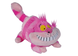 Disney Pluche Alice in Wonderland Cheshire Cat