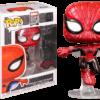 Funko Pop! Marvel: First Appearance Spider-Man #593 (Metallic)