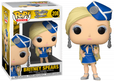 Funko Pop! Rocks: Britney Spears #208