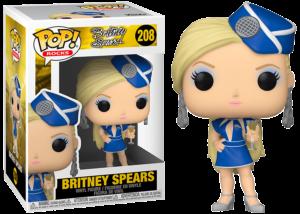 Funko Pop! Rocks: Britney Spears #208