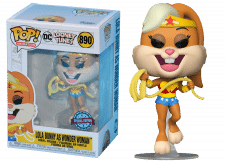 Funko Pop! Looney Tunes: Lola as Wonder Woman #890
