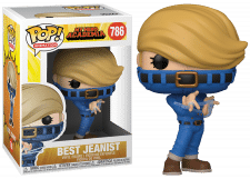 Funko Pop! My Hero Academia: Best Jeanist #786