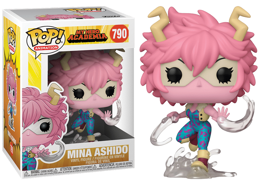 Funko Pop! My Hero Academia: Mina Ashido #790