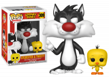 Funko Pop! Looney Tunes: Sylvester and Tweety #309