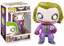 Funko Pop! The Dark Knight: The Joker #36