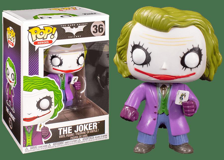 Funko Pop! The Dark Knight: The Joker #36