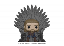 Funko Pop! Game of Thrones: Ned Stark on Throne