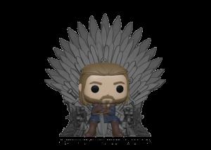 Funko Pop! Game of Thrones: Ned Stark on Throne