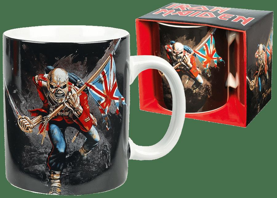 Iron Maiden - The Trooper Mug