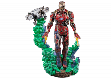 Iron Studios: Spider-Man Far From Home: Iron Man Illusion
