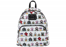 Loungefly: Disney Dog Houses Mini Backpack