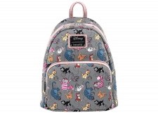 Loungefly: Disney Cats Mini Backpack