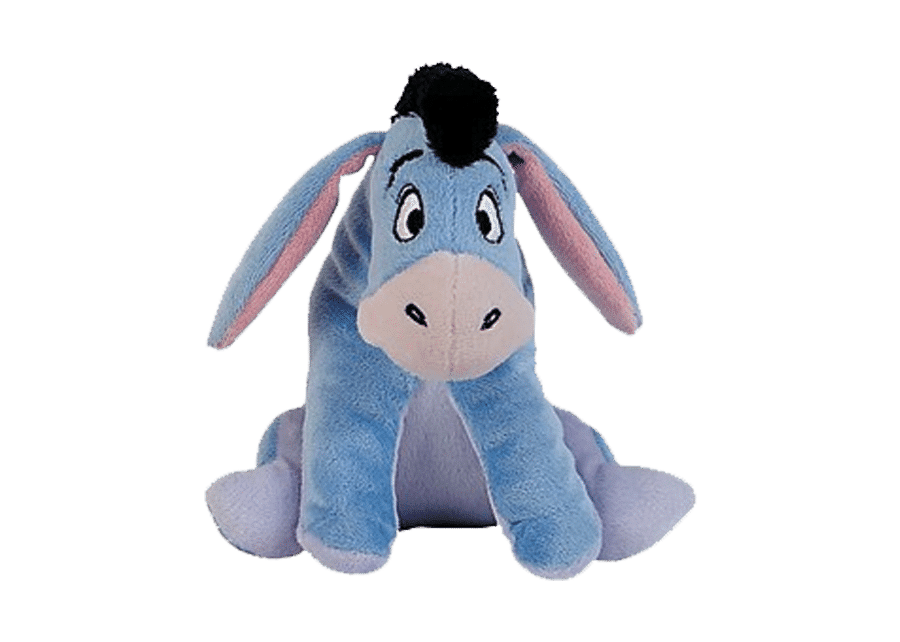 Winnie the Pooh: Eeyore Plush 20cm