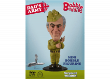 Dad's Army Bobble-Head Sergeant Wilson