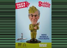 Dad's Army Bobble-Head Sergeant Wilson