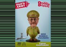 Dad's Army Bobble-Head Captain Mainwaring