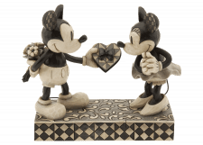 "Disney Traditions: Mickey and Minnie ""Real Sweetheart"""