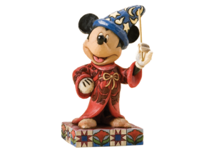 """Disney Traditions: Sorcerer Mickey """"Touch of Magic"""""""