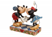 "Disney Traditions: Mickey and Minnie ""Smooch For My Sweetie"""