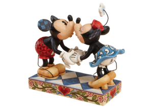 """Disney Traditions: Mickey and Minnie """"Smooch For My Sweetie"""""""